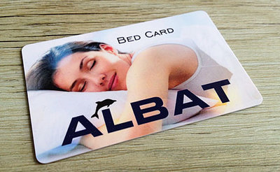 Bed Card